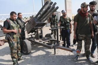 Riposta artileriei turce dupa ce un obuz sirian a cazut in sud-estul tarii