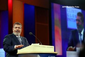 Presedintele Egiptului ii elibereaza pe partizanii
