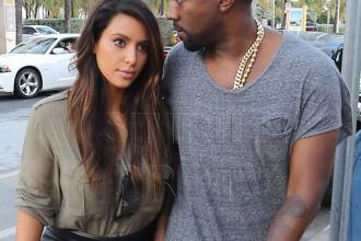 Kim Kardashian si Kanye West se vor casatori pe 24 mai, la Paris, in cadrul unei ceremonii restranse