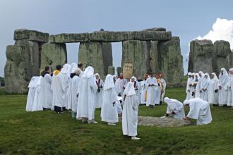 Secretele monumentului de la Stonehenge, dezvaluite in premiera de o analiza tridimensionala