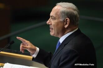 Premierul Israelului, Benjamin Netanyahu, a anuntat alegeri anticipate la inceputul lui 2013