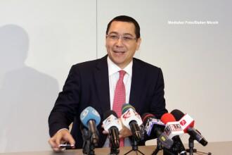 Ponta: In fruntea tarii este un om care a avut de-a face cu structurile Securitatii