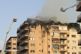 Incendiul din complexul Confort City s-a produs din cauza unui scurtcircuit la un frigider