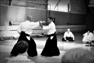 Cluj-Napoca gazduieste un seminar de arte martiale japoneze
