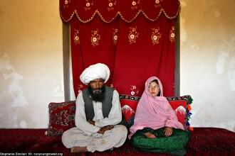 Lumea terifianta a mireselor-copii. Povestea fetitelor obligate sa se marite din clasele primare