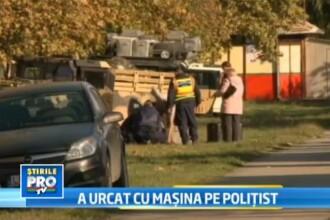 Incident grav in Ungaria. Un politist a fost accidentat mortal cand verifica actele unui sofer