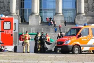 Un tanar s-a sinucis prin autoincendiere, in fata Camerei Deputatilor din Germania