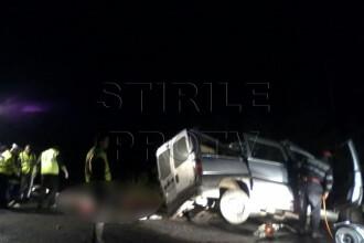 Sapte persoane au murit in urma unui accident petrecut pe DN7. A opta persoana s-a stins la spital