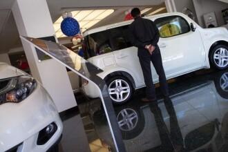 APIA: Vanzarile de masini noi au scazut cu 22,5% la 9 luni. Anul 2012, catastrofal pentru piata auto