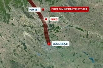 Hotii de fier vechi au provocat haos in gari. 450 de minute de intarziere pe ruta Brasov - Bucuresti