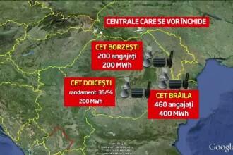 Centrala de 500 mil. euro construita de Petrom. Consumul de gaze va creste dependenta de Rusia