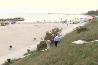 Romania a pierdut 2.400 de hectare de plaja in ultimii 30 de ani. Expertii estimeaza ca vom ramane fara litoral in cativa ani