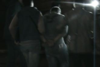 Castile de motociclist au fost cele care i-au dat de gol pe barbatii care au talharit o postarita