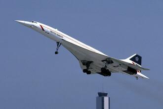 Concorde, primul avion supersonic de pasageri. O inovatie tehnica extraordinara, un esec rasunator