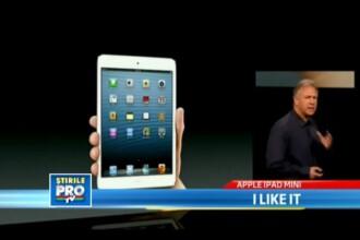 iLikeIT. Apple a prezentat trei noi produse: iPad Mini, Mac Mini si Macbook Pro 13 Retina