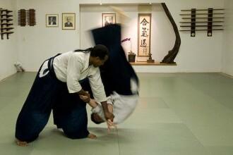 Seminar de Aikido, condus de Donovan Waite 7 Dan Shihai, in acest weekend la Arad