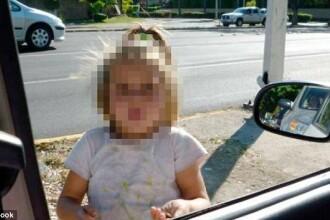 Fotografia unei fetite care cerseste a devenit viral pe Facebook. Guvernul a intervenit s-o salveze