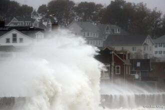 Uraganul Sandy a adus la tarm o poveste de iubire din Al Doilea Razboi Mondial