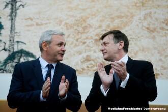 """Fostul lider al USL Crin Antonescu: """"Liviu Dragnea spune adevărul"""""""