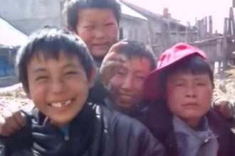 Poveste sfasietoare din Coreea de Nord. Noua copii-dezertori ar fi fost executati de Phenian. VIDEO