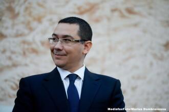 Premierul Victor Ponta: Guvernul va ataca in justitie implicarea lui Traian Basescu in campania electorala
