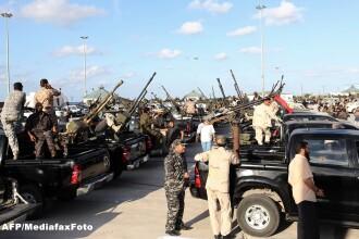 Ambasada Rusiei din capitala Libiei a fost atacata