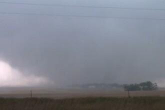 O tornada produsa in Nebraska a generat rafale de vant care au atins 320 de kilometri pe ora