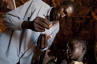 Primul vaccin impotriva malariei ar putea fi lansat in 2015 de un gigant farmaceutic britanic