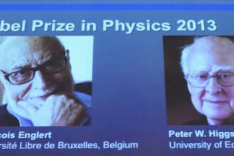 Premiul Nobel pentru Fizica 2013, acordat pentru descoperirea