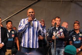 Chester Williams nu mai este antrenorul campionilor! Sud-africanul paraseste Timisoara