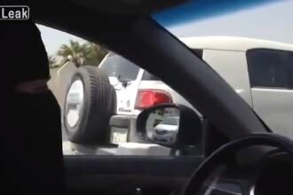 VIDEO. Femeia care a indraznit sa conduca in tara in care doar barbatii isi pot lua permis