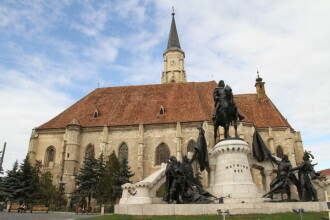 Tururi ghidate gratuite in centrul municipiului Cluj-Napoca