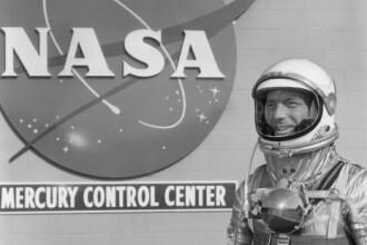 Scott Carpenter, al patrulea astronaut american care a ajuns in spatiu, a murit