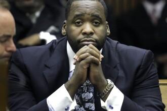 Un fost primar al orasului Detroit a fost condamnat la 28 de ani de inchisoare pentru coruptie