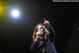 Ozzy Osbourne si-a suparat fanii argentinieni, dupa ce a fluturat pe scena un steag brazilian