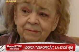 Cantareata de muzica populara Angela Moldovan a murit la varsta de 87 de ani