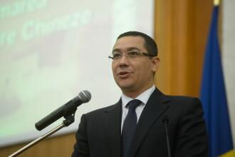 Victor Ponta: FMI considera ca sprijinirea persoanelor cu imprumuturi va duce la cresterea consumului si a creditarii
