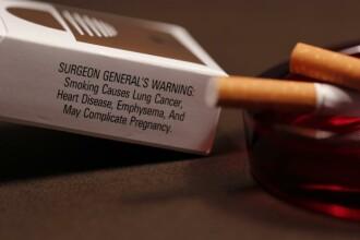 Imaginea de pe pachetul de tigari i-a salvat viata.Ce-a aflat un barbat cand s-a uitat atent la poza