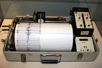 Cutremur de 4,4 grade in zona seismica Vrancea, cel mai mare din acest an