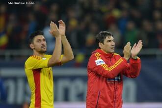 ROMANIA - ESTONIA 2-0. Victor Piturca: Avem sansa a doua la baraj, indiferent de adversar
