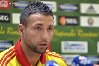 ROMANIA - ESTONIA 2-0. Razvan Rat: Trebuie sa sarbatorim sub statuia lui Iisus din Rio