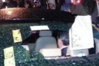 Ministrul Culturii, agresat de protestatari in Centrul Istoric. Politistii au identificat 9 suspecti