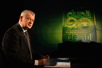 Sorin Oprescu, primarul Capitalei, la