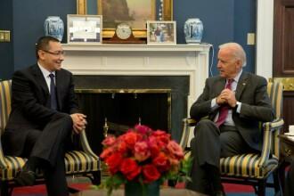 Ponta l-a asigurat pe Biden ca justitia nu va mai fi niciodata implicata in batalii politice