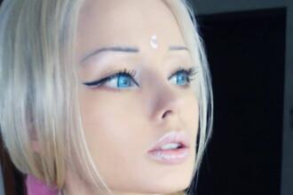 Femeia Barbie, Valeria Lukyanova: Operatiile estetice sunt la moda din cauza relatiilor interrasiale