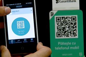 Aplicatiile prin care puteti plati oriunde in Romania doar cu telefonul mobil
