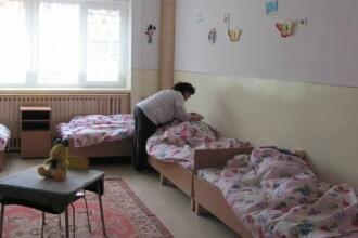 Acuzatii grave la un centru de plasament din Oradea.Copiii spun ca sunt batuti cu pumnii de angajati
