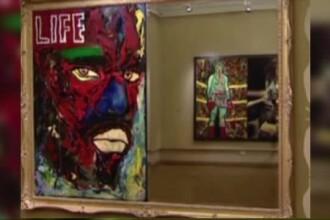 Latura sensibila a lui Sylvester Stallone. Cum arata picturile sale, expuse la un muzeu din Rusia