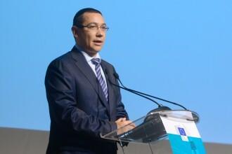 Ponta: Sa speram ca bugetul intra in vigoare. Altfel inteleg de la ministri ca sunt probleme mari