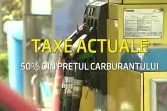 Calculul noii taxe pe carburant care va aduce statului 600 mil de euro pe an. Cat vor plati soferii